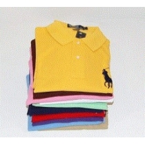 Lot Of 10 Ralph Lauren Big Pony  Short Sleeve