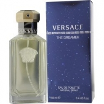 Versace The Dreamer by VERSACE  3.4 oz Spray For Men