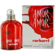Amor Amor edt spray 3.4 oz by Cacharel  For Women