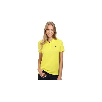 Lacoste Womens Classic Short Sleeve Polo Shirt -