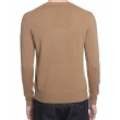 BURBERRY Burberry Men's Beige Cashmere Sweater