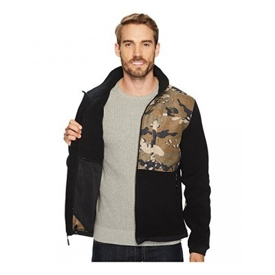 The North Face Men s Denali 2 Camo Jacket Closeout - Billsoutlets ... 74c2b0065