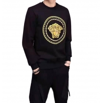 Versace Men's Medusa cotton sweatshirt