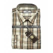 Giorgio Armani Men's Plat  Button Down  Final Sale