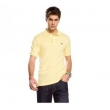 Lacoste Pique Polo Shirt  Pale Yellow