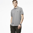 Lacoste Pique Polo Shirt  Dove Gray