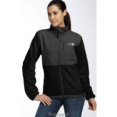 fe128d38e The North Face Women's Denali Fleece Jacket Black - Billsoutlets ...