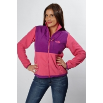 The North Face Women's Denali Fleece Jacket Passion  Pink/Purple