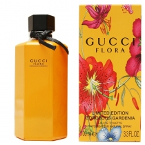 Guccì Flora Gorgeous Gardenia Eau De Toilette Spray for Women, EDT 3.4 fl oz, 100 ml