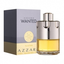 Azzaro Wanted for men Eau De Toilette Spray 3.4 oz