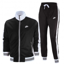 Nike Sportswear Tech Pack Men's Knit Track Suite White