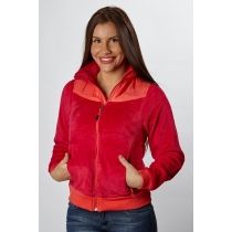 The North Face Women's Oso Jacket  Glo Rouge
