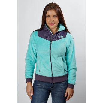e055425b9 The North Face Women's Oso Hoodie Jacket Teal Clearance ...