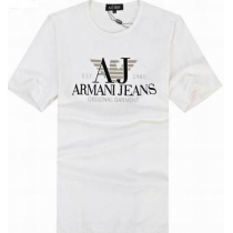 Armani Tee Shirt In White