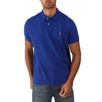 Polo Ralph Lauren  Men's Classic-Fit  Polo Shirt  Royal