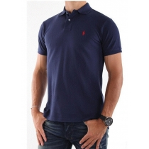 Polo Ralph Lauren  Men's Classic-Fit  Polo Shirt Navy Blue