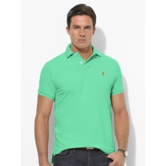d4c2e2025de334 Polo Ralph Lauren Men's Classic-Fit Polo Shirt Lime - Billsoutlets ...