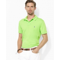 Polo Ralph Lauren  Men's Classic-Fit  Polo Shirt  Summer Green