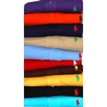 Polo Ralph Lauren Lot Of 6 Men's Polo Shirt Super Deal